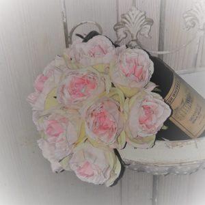 Rose vintage hellrose