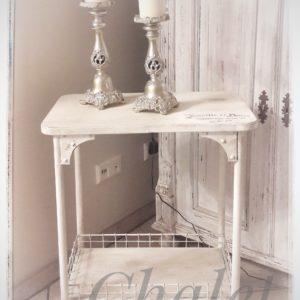 Tisch-Regal-Chalet-Deco