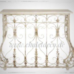 Wandtisch-Eisen-Chalet-Deco