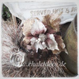 Weihnachtsstern-Deko-Chalet-Deco