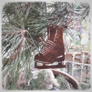 Weihnachten-Chalet-Deco-Baumschmuck