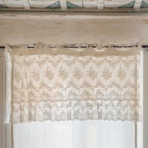 Gardine-Vorhang-Spitze