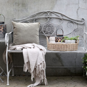 Gartenbank-Chic-Antique