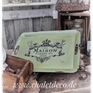 Tablett-Chic-Antique